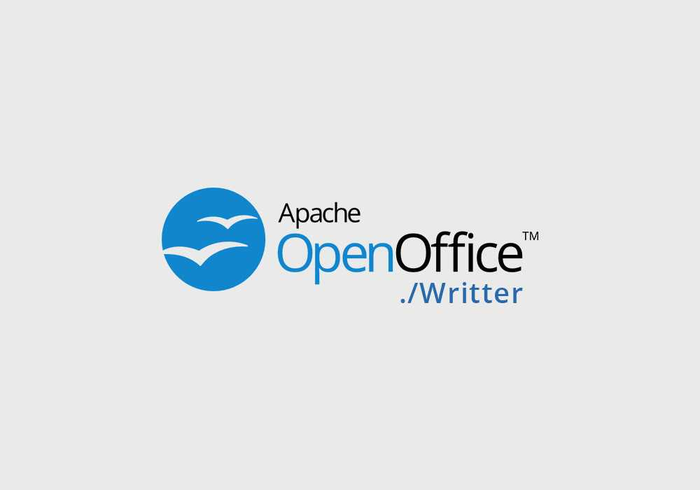 Open Office - Writer